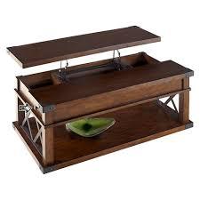 lift top coffee table with wheels landmark coffee table lift top with casters vintage ash
