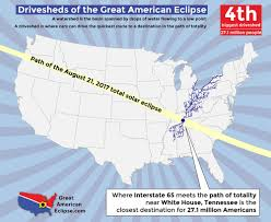 Map Of Tennesse Tennessee Eclipse U2014 Total Solar Eclipse Of Aug 21 2017