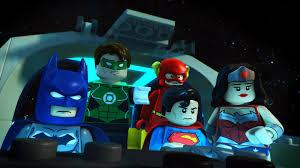lego movie justice league vs lego justice league attack of the legion of doom animated movie
