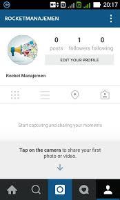 cara membuat akun instagram resmi seperti artis cara daftar instagram dengan akun facebook