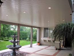 Patio Cover Lights Recessed Lighting For Alumawood Patio Covers Aaa Sun