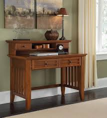 Mission Style Desks For Home Office Mission Style Arts And Crafts Home Office Desk And Hutch Http