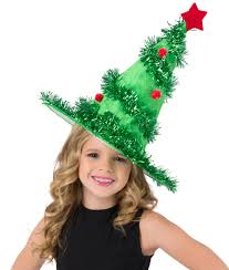 a wish come true h288h rockin xmas tree hat