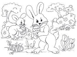 coloring pages book easter egg toddlers childrens church