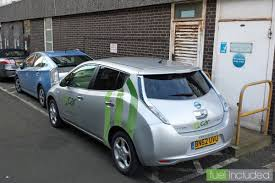 the journey so far nissan visiting ecobuild by nissan leaf fuel included electric cars