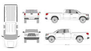 Tacoma Bed Width Mr Clipart