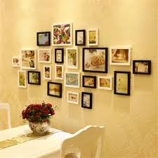 gifts for home decor 1x creative wood diy photo frame wall picture album best gifts home