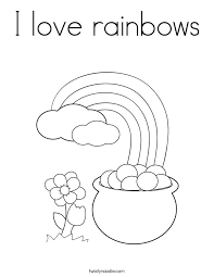40 pattern rainbow images coloring pages