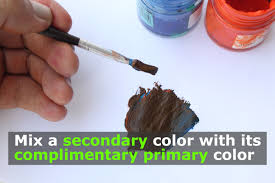 what colors make purple paint ways to make purple paint wikihow brown from primary colors idolza
