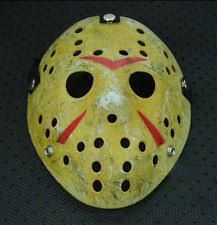 Jason Mask Jason Voorhees Costume Masks Ebay