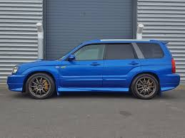 subaru wrc for sale subaru forester wrx 2 0 5dr 2004 for sale aspinall cars used