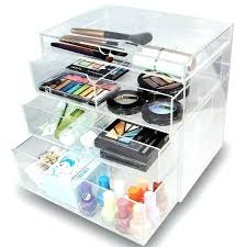 Acrylic Desk Drawer Organizer Acrylic Desk Drawer Organizer Interque Co