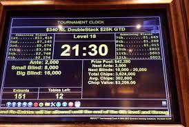 Big Blind Small Blind 2017 Rob U0027s Vegas And Poker Blog
