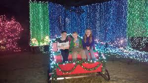 christmas light displays glitter around thurston county thurstontalk