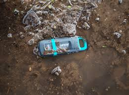 Rugged Outdoor Lexar S Usb Flash Drive Can Withstand The Rugged Outdoors