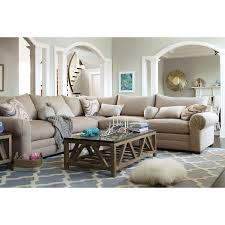 Livingroom Pc by Living Room Furniture Wilshire 5 Pc Sectional Alternate