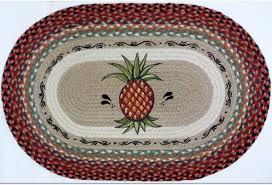 Pineapple Area Rug Sturbridge Pineapple Area Rug