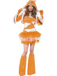 nemo halloween costume ladies fever tutu nemo clownfish animal fancy dress costume