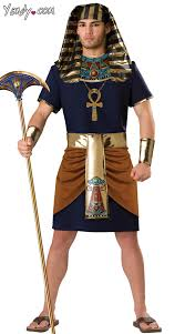Halloween Costumes Egyptian Mens Pharaoh Costume Mens Egyptian Costumes Egyptian King Costume