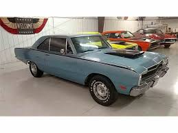1969 dodge dart for sale on classiccars com 11 available