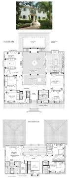 mediterranean floor plans with courtyard baby nursery house plans with inner courtyard best