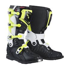 motorcycle track boots kenny collections mx boots u0026 socks boots titanium