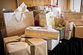 ideen zur goldenen hochzeit top 16 geschenke zur goldenen hochzeit hochzeitsportal24