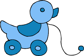 blue baby boy rattle clipart cliparts and others art inspiration