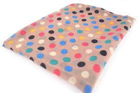 baby pink polka dot scarf amsons co uk
