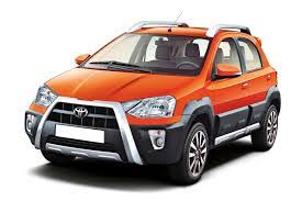 toyota lowest price car toyota etios cross car price in karnataka bangalore