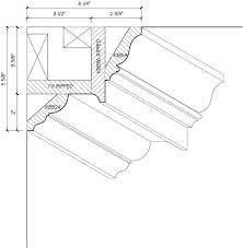 cornice federal crown boxed cornice kuiken brothers