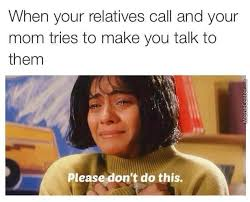 Annoying Mom Meme - when your parents memes mutually
