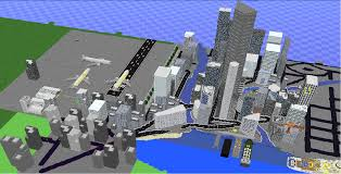 Mpce Maps New York The Entire City Updated Mcpe Maps Minecraft Pocket