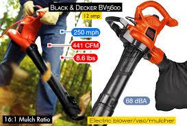 Blower Vaccum Best Leaf Vacuum Mulcher The Art Of Mulching Chainsaw Journal