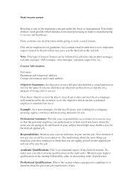retail resume exle resume skills retail embersky me
