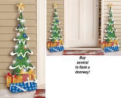 impact innovations christmas lighted window decoration lighted christmas presents decorations fia uimp com