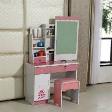 make up dressers fashion bedroom make up dresser with a mini cabinet and a movable