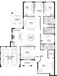 four bedroom houses marvelous best 25 4 bedroom house plans ideas on house