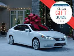 car lexus 2015 business insider car gift guide 2015 business insider