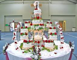 wedding cakes with fountains great and outstanding wedding cakes with fountains awesome design