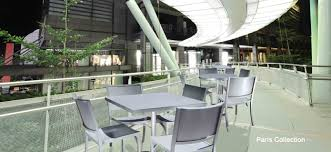 Cast Aluminum Patio Furniture Canada by Outdoor Furniture For Restaurants