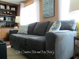the creative me and my mcg living room additions