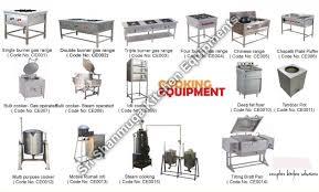 commercial kitchen equipment manufacturer in chennai tamilnadu