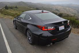 2017 lexus coupes 2017 lexus rc f 2 dr coupe review car reviews and news at