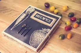 my personal diy recipe book the creative studio
