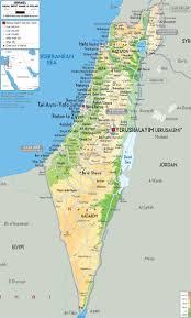 Gulf Of Aqaba Map оздоровительный тур Trekking By Israel And Jordan Jerusalem The