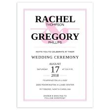 pink wedding invitations name pink wedding invitations wedding invitations flat