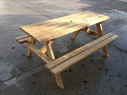 picnic tables e timber products