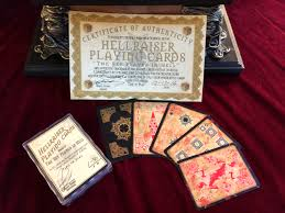 hellraiser cards horror themed cards