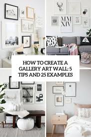 wall gallery ideas gallery wall pictures archives shelterness